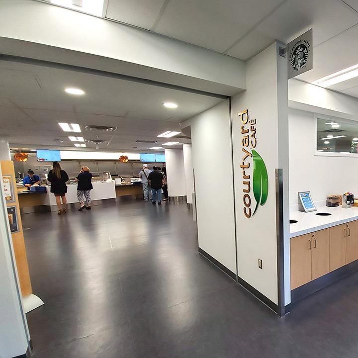 Courtyard Cafe - Hamilton General Hospital_HHSVA