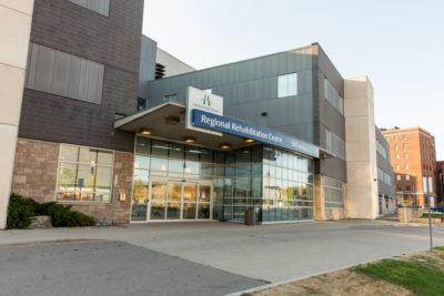 Regional Rehabilitation Centre exterior