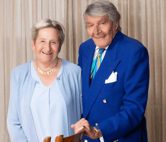 Charles and Margaret Juravinski