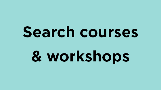 Search courses and workshops