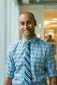 Dr. Nikhil Pai, pediatric gastroenterologist at McMaster Children's Hospital and assistant professor at McMaster University is leading Canada's first study looking at fecal transplants to treat irritable bowel disease in children and youth.