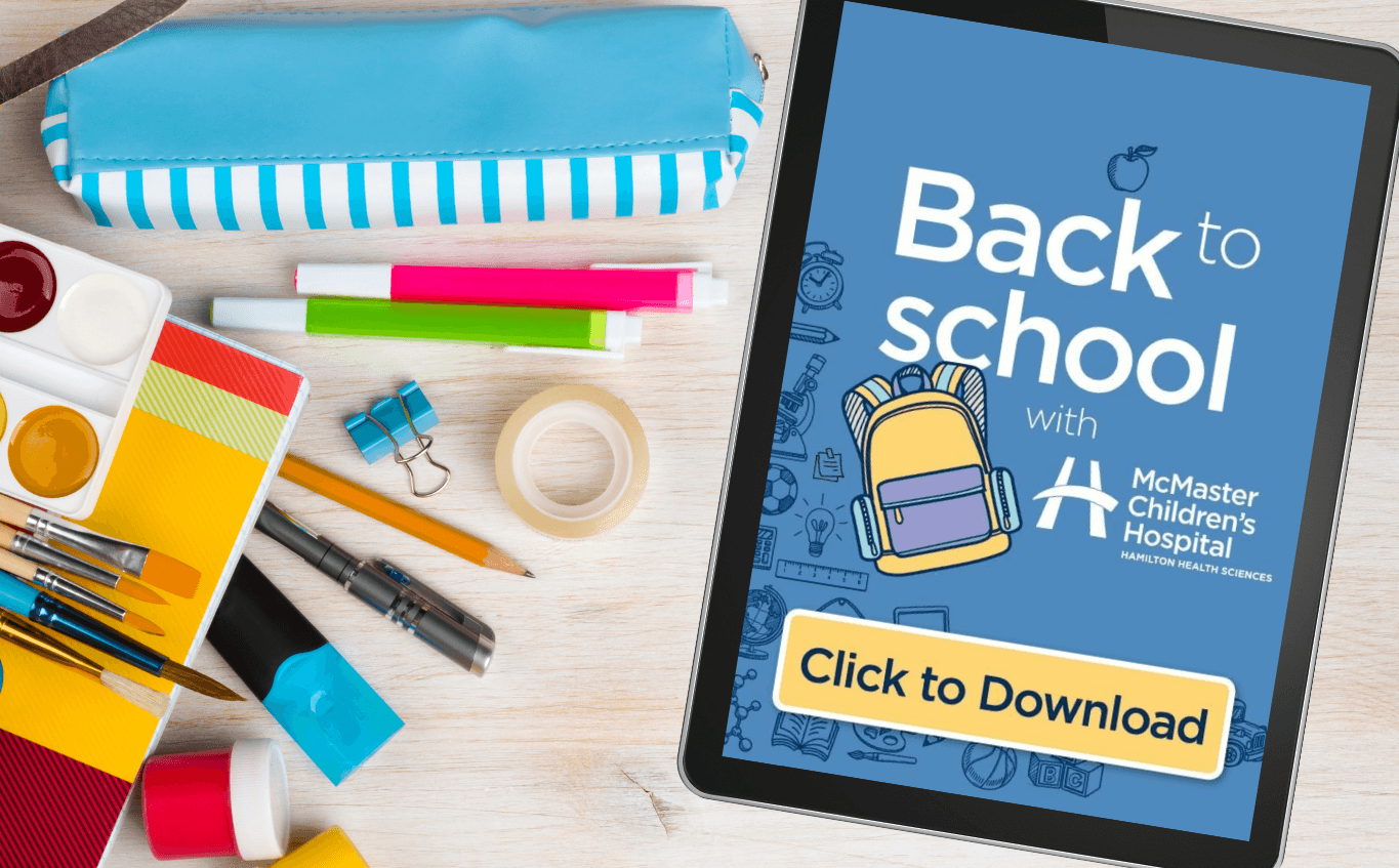 Back to School guide - click to download
