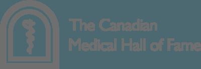 Canadian Medical Hall of Fame logo