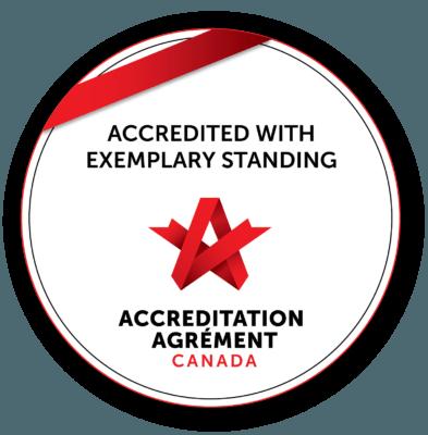 Accreditation Canada Seal