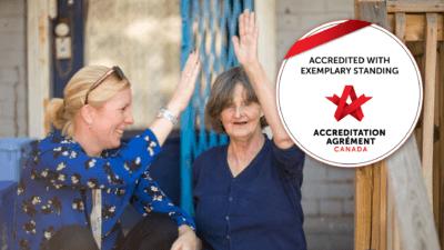 accreditation seal