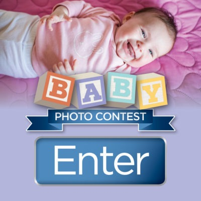 baby photo contest - Enter