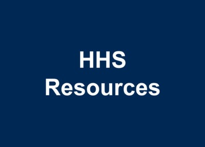 HHS Resources