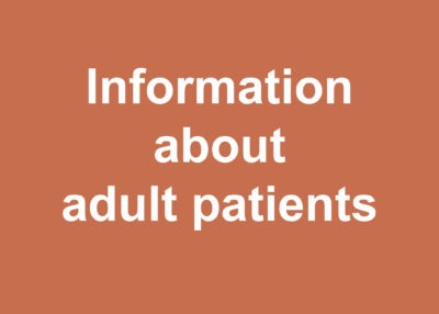 Info about adults