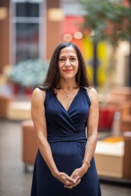 Dr. Sheila Singh is a leading researcher into brain cancer