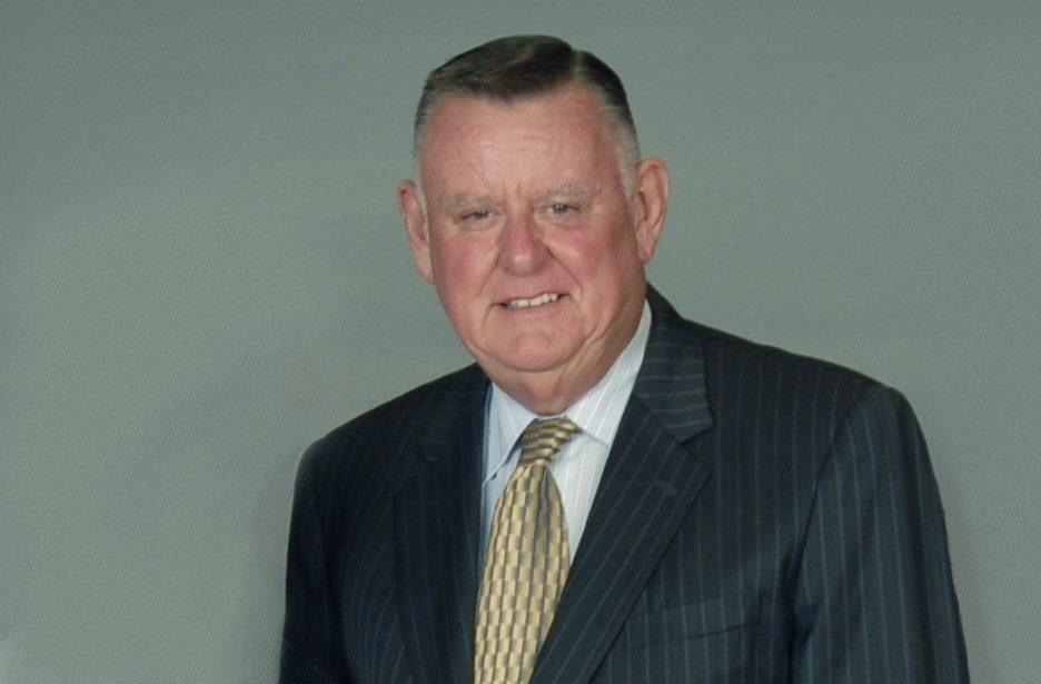 Portrait of David Braley