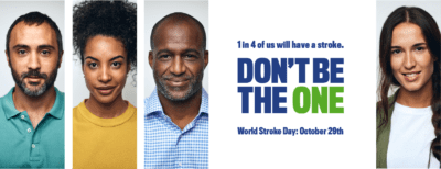 Stroke Day October 29