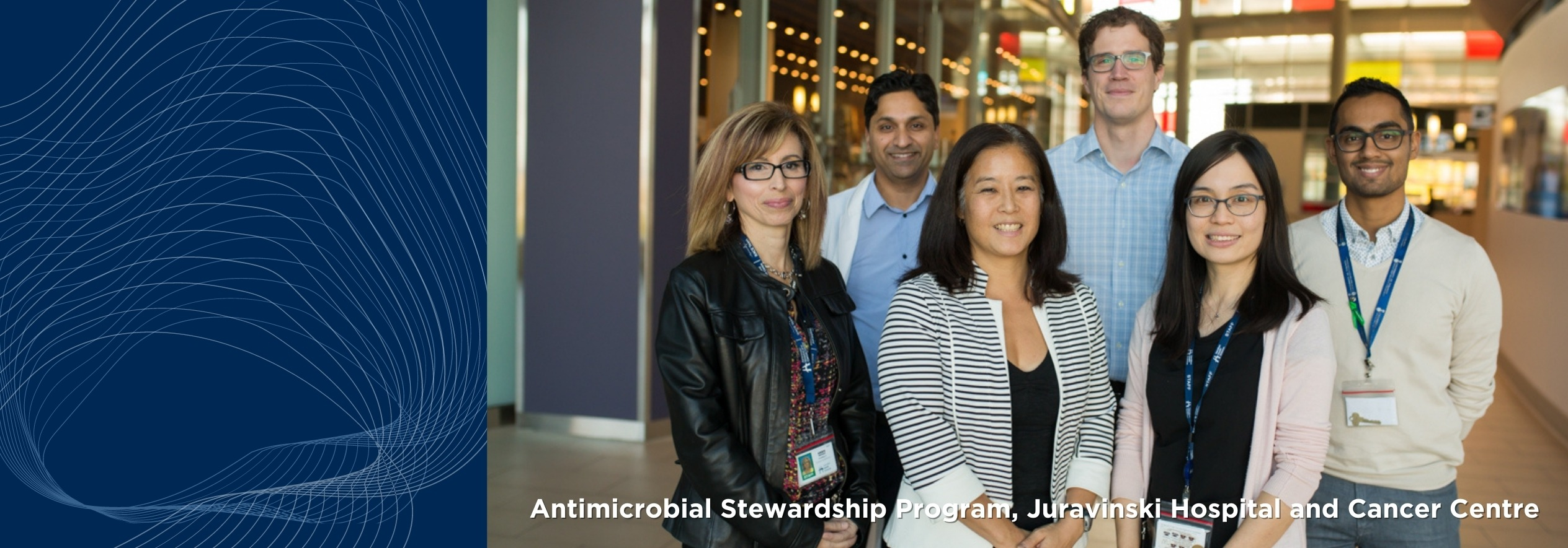 Antimicrobial Stewardship Program, Juravinski Hospital and Cancer Centre
