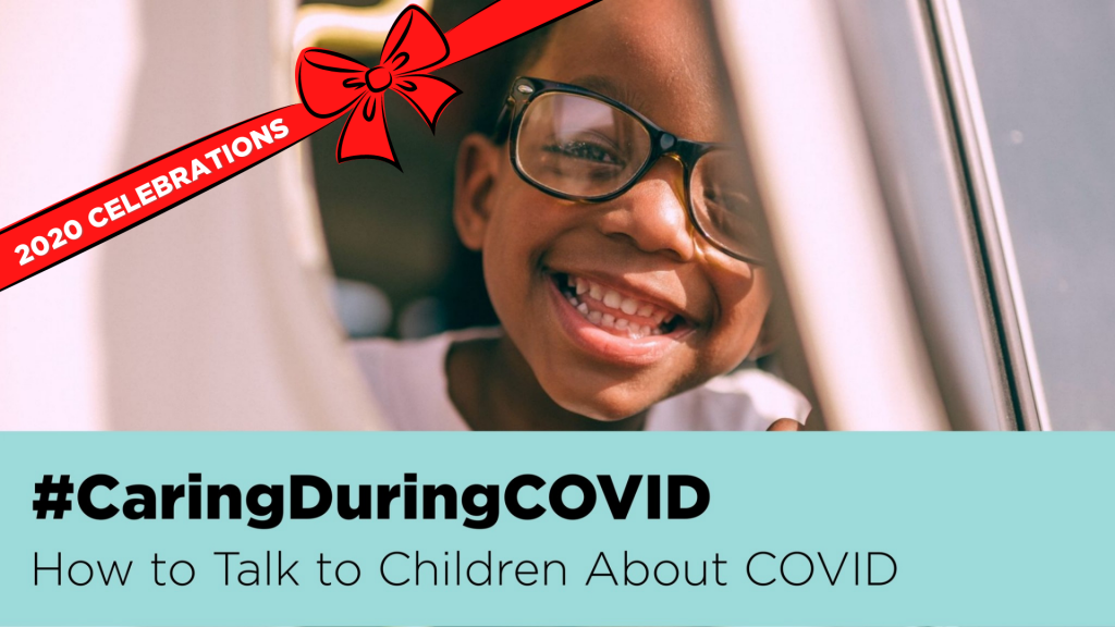 How to talk to children about COVID-19
