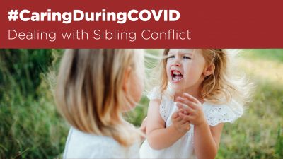 Dealing with sibling conflict