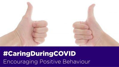 Encouraging positive behaviour