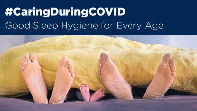 Good sleep hygiene for every age