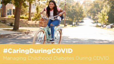 Managing childhood diabetes