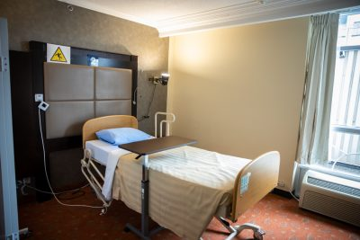 Room at the Satellite Health Facility