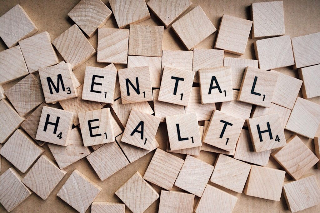 mental health scrabble letters