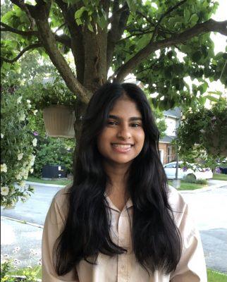 Headshot of student, Tharani De Silva