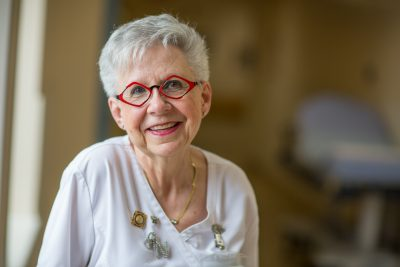 Barb Linkert portrait