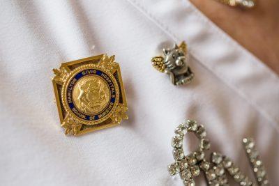 School of nursing pin
